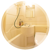 浴室和洗手間